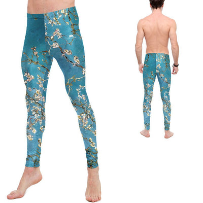 ALMOND BLOSSOM LEGGINGS
