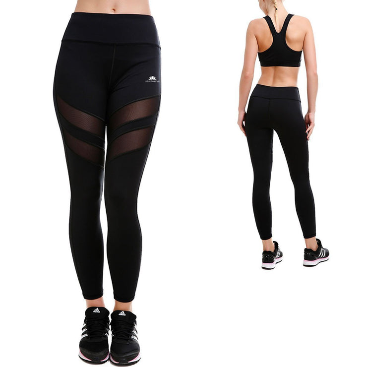 ESSENTIAL BLACK MAXAIR LEGGINGS