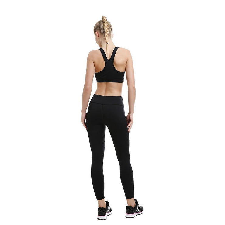 Essential Black MaxAir Leggings - Lotus Leggings