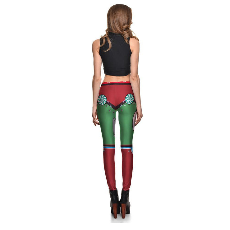 'Tis the Season Leggings - Lotus Leggings