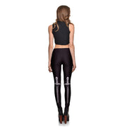 Dagger Down Leggings - Lotus Leggings