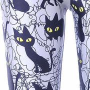 SNEAKY KITTY LEGGINGS