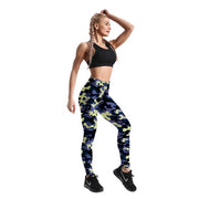 WINTER CAMO LEGGINGS