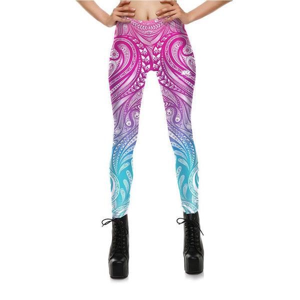 Dreamy Gradient Leggings