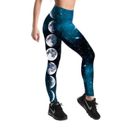 PHASES OF THE MOON LEGGINGS