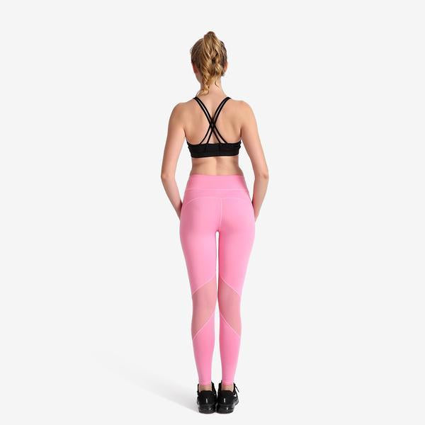 PRETTY IN PINK MAXLITE LEGGINGS