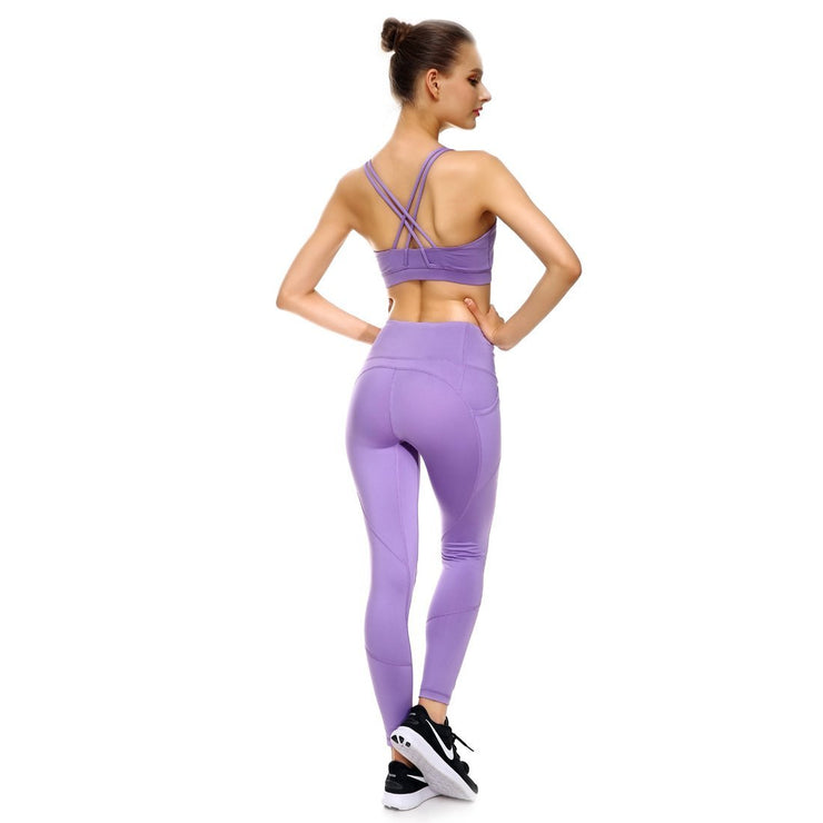 Lavender PerformX Leggings - Lotus Leggings