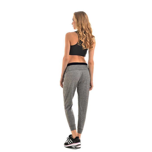 Grey Skies GripX Joggers - Lotus Leggings
