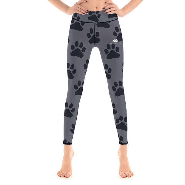 LOTUSX™ PAW PRINT LEGGINGS