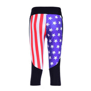 AMERICAN ATHLETIC CAPRI - Lotus Leggings