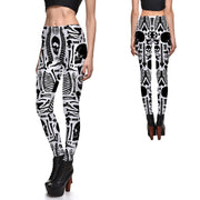 BAD TO THE BONE LEGGINGS