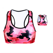 CAMO SPORTS BRA - Lotus Leggings