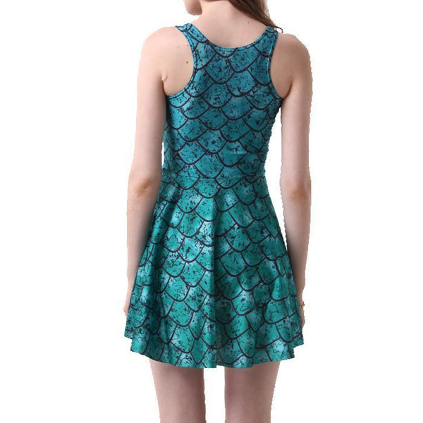 DRAGON EGG SKATER DRESS - Lotus Leggings