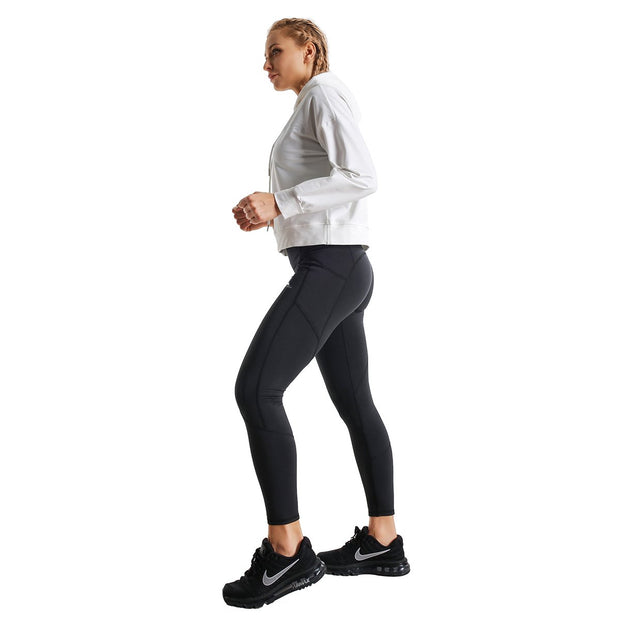 BLACK HOLE COMPRESSION FIT LEGGINGS