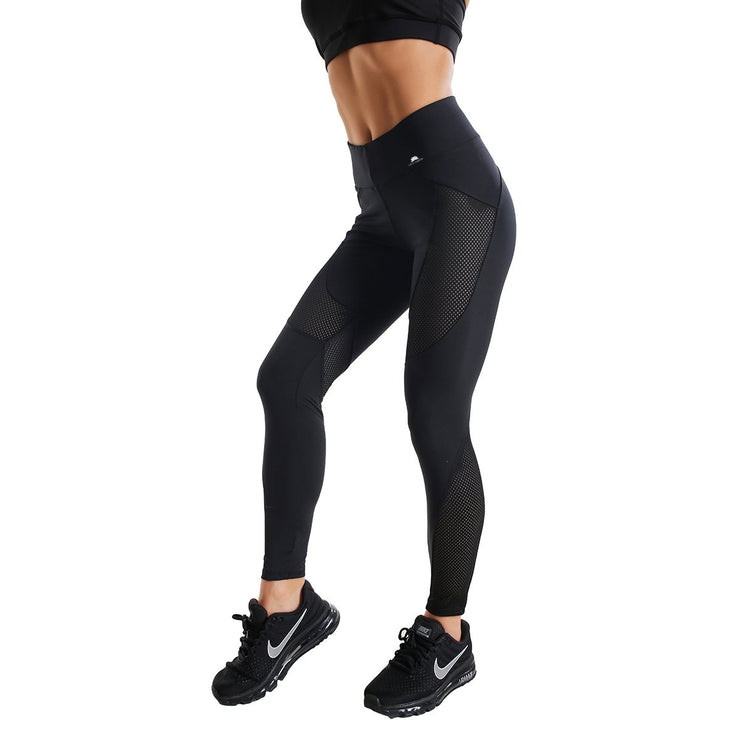 BLACK WARRIOR FITNESS LEGGINGS