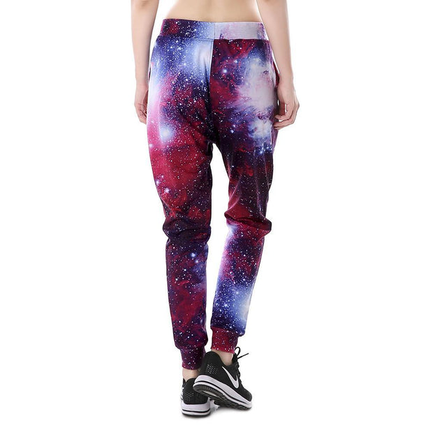 Queen of the Galaxy Joggers - Lotus Leggings