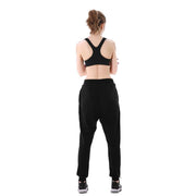 Midnight Black Joggers - Lotus Leggings