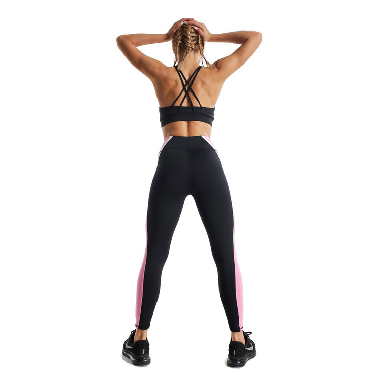 PINK G-FORCE FITNESS LEGGINGS