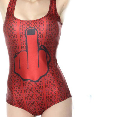 F.YOU ONE PIECE SWIMSUIT