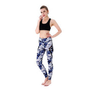FLOWER SKULL MAXPERFORMANCE LEGGINGS