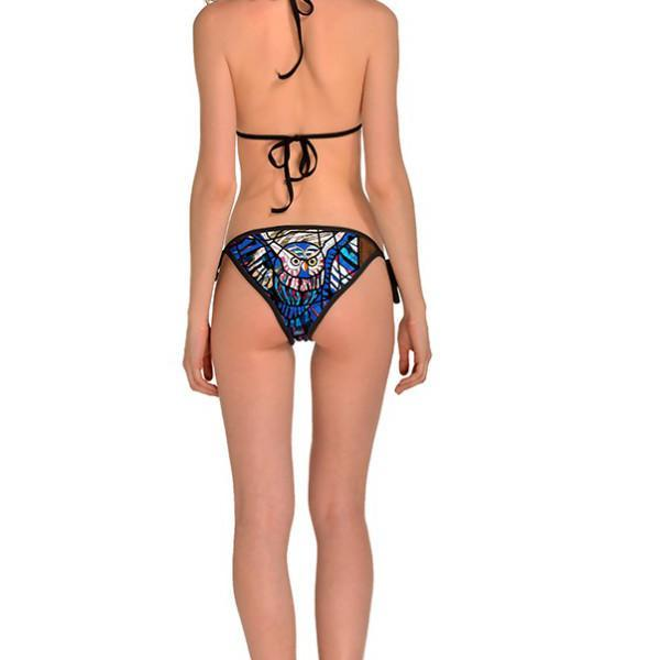 GLASS OWL BIKINI - Lotus Leggings