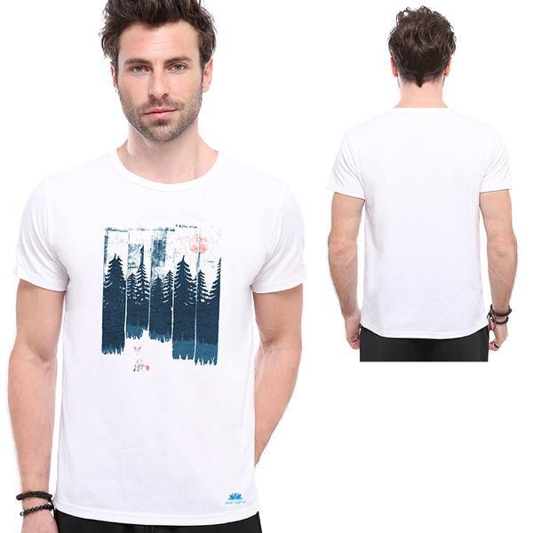 INTO TREES T-SHIRT