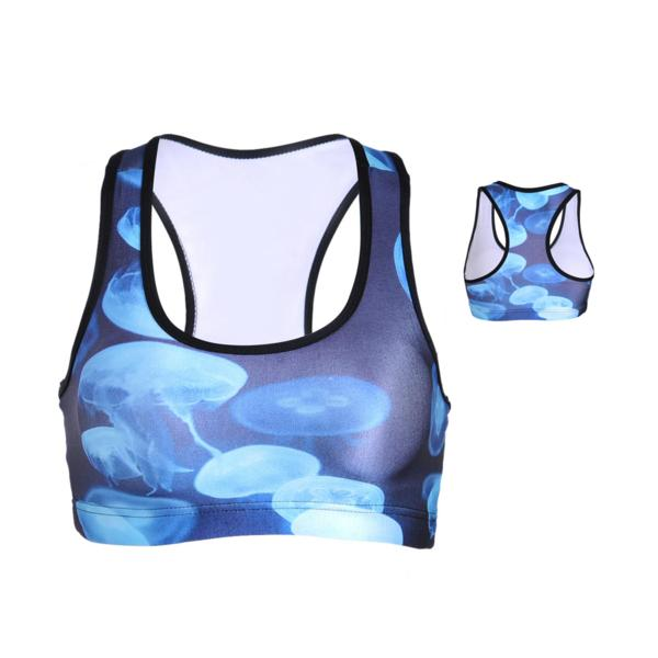 JELLYFISH SPORTS BRA
