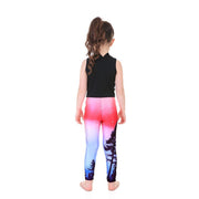Kid's Enchanted Forest Leggings - Lotus Leggings