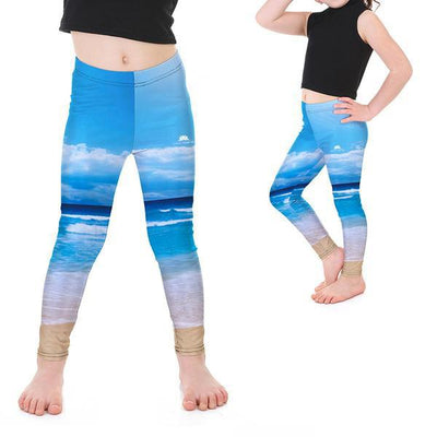 KID'S BEACH LEGGINGS