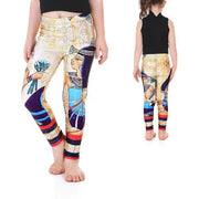 KID'S CLEOPATRA LEGGINGS
