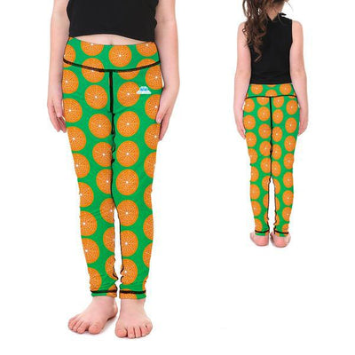 KID'S LOTUSX™ FRESHLY SQUEEZED LEGGINGS