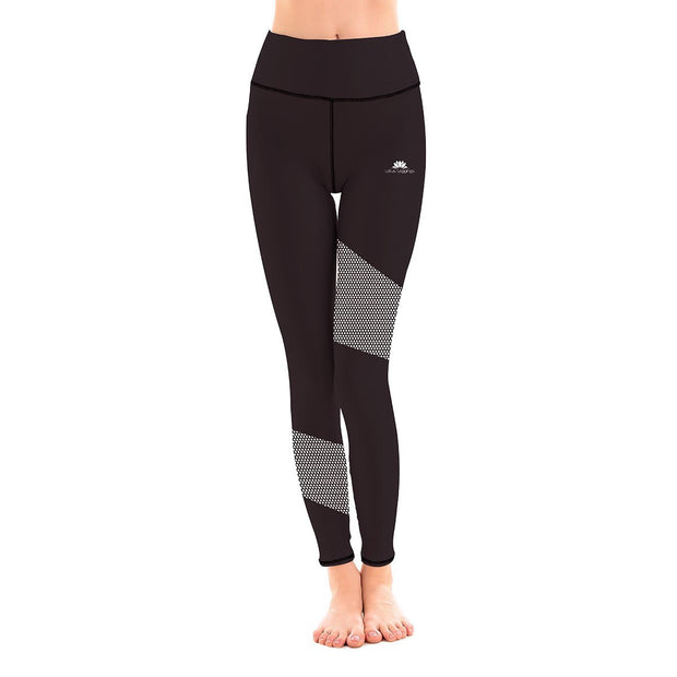 LOTUSX™ BLACKOUT ILLUSION LEGGINGS