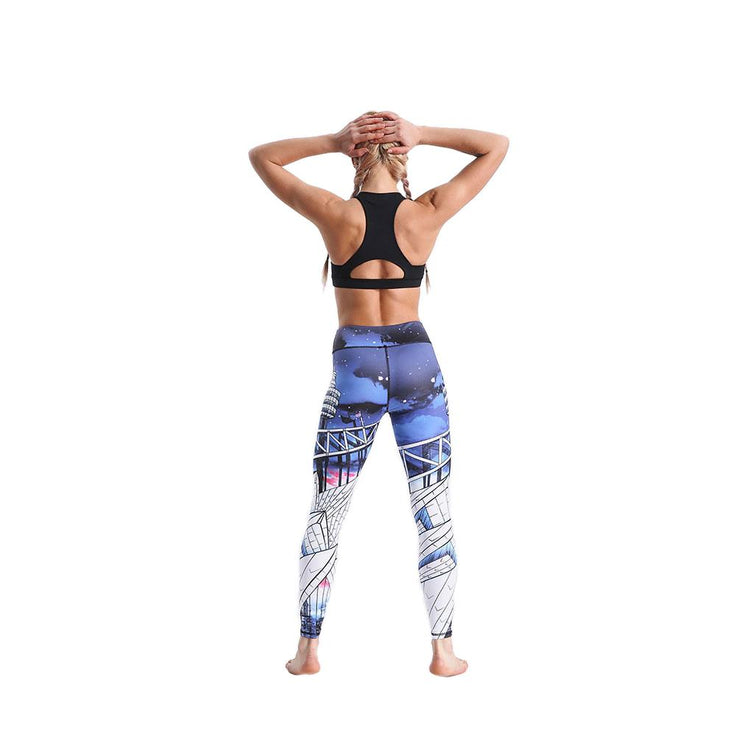 LOTUSXLITE URBAN NIGHT LEGGINGS