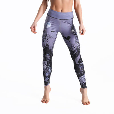 LOTUSXLITE VICTORIAN NIGHT LEGGINGS