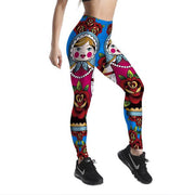 BABUSHKA LEGGINGS