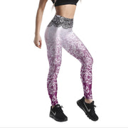 MANDALA PATTERNED LEGGINGS