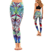 LOTUSX™ BUTTERFLY LEGGINGS