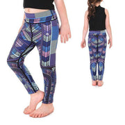 LOTUSX™ KID'S BUTTERFLY LEGGINGS