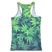 MARIJUANA TOP - Lotus Leggings
