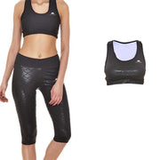 MERMAID ATHLETIC CAPRI SET