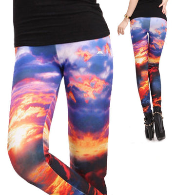 SUNSET LEGGINGS
