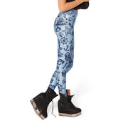WIND AND SEA LEGGINGS - Lotus Leggings