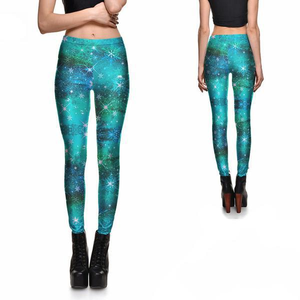 WINTER WONDERLAND LEGGINGS
