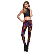 ZIG ZAG ARROWS LEGGINGS