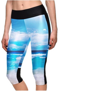 BEACH ATHLETIC CAPRI