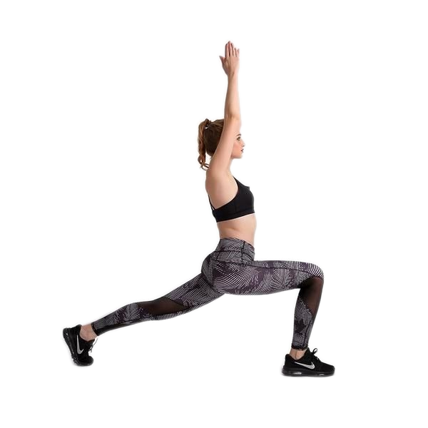 BLACK JUNGLE MAXLITE LEGGINGS
