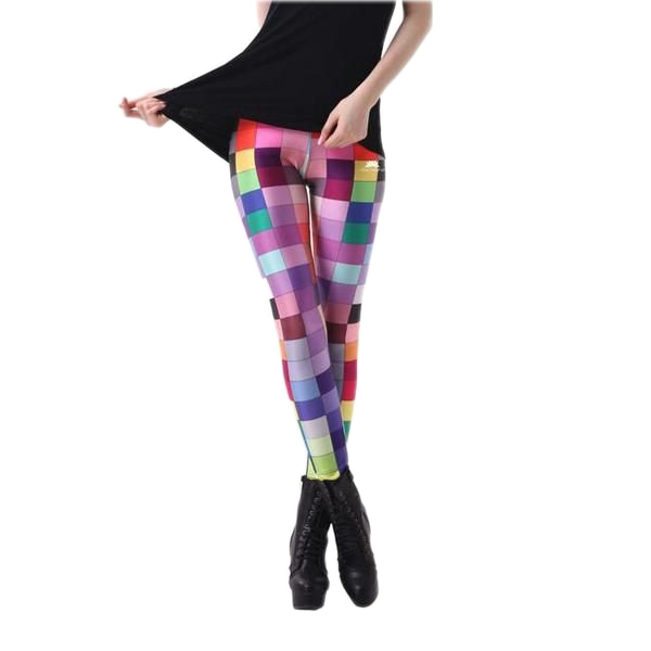 COLOR SWATCH LEGGINGS
