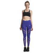 BOLD BLUE SWIPEX LEGGINGS