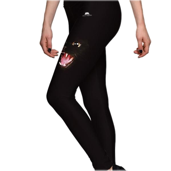 ANGRY KITTY ATHLETIC LEGGINGS