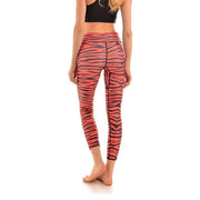 LotusX™ Tiger Stripe Leggings - Lotus Leggings